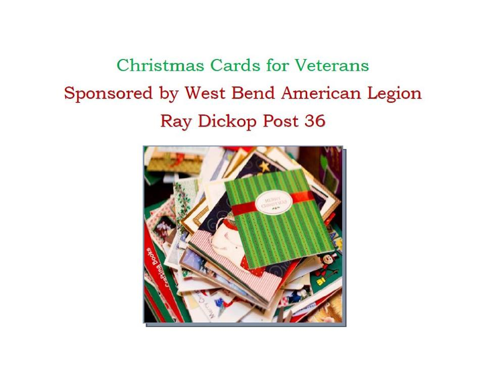 Cards for Veterans AND the Ice Age Trail Program