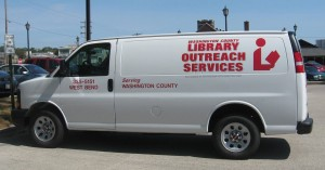 Reaching Out to Washington County's Outreach Librarian