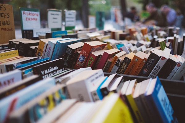 Get Ready for the Fall Book Sale