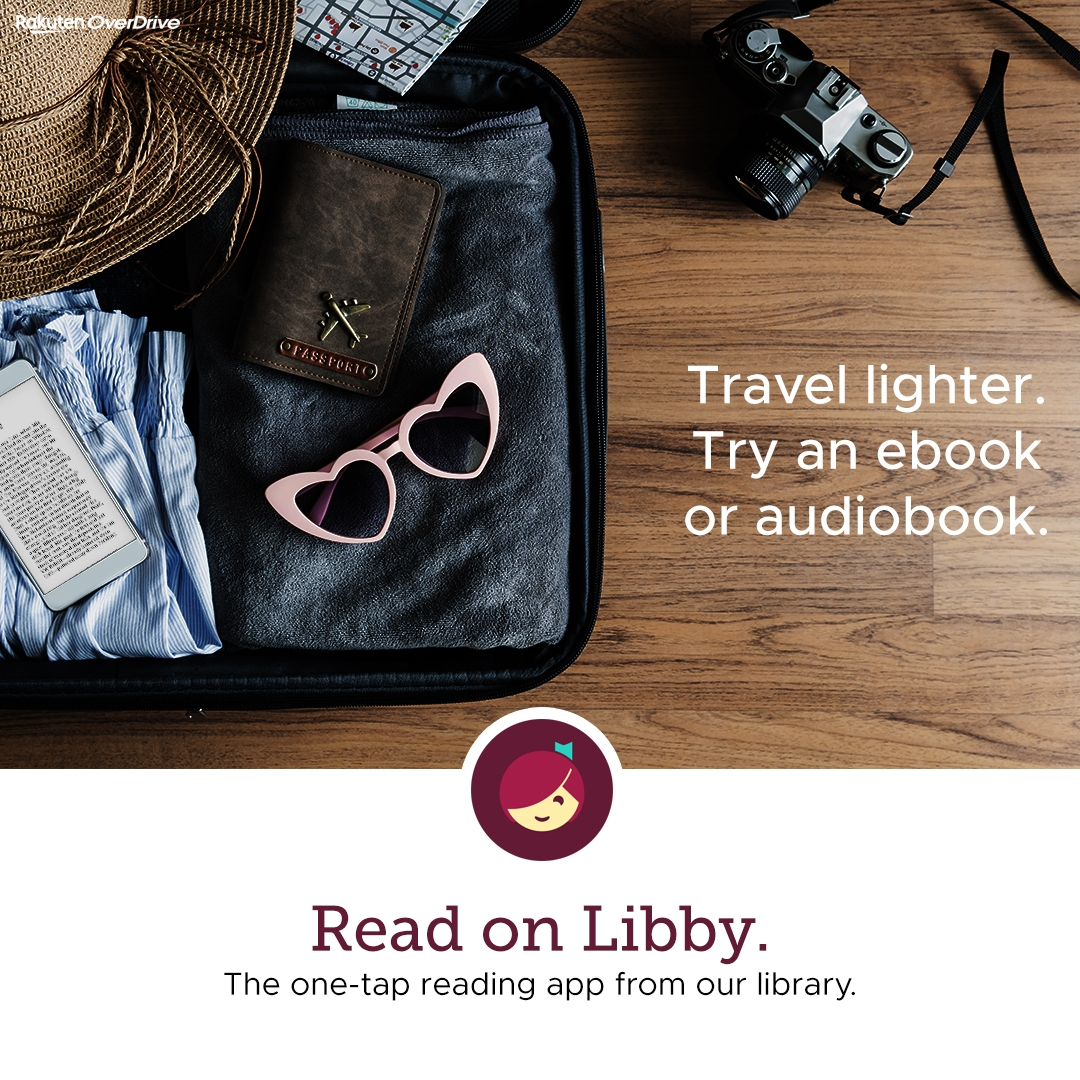 Travel Light with Digital Books