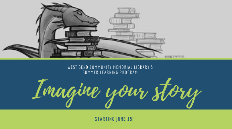 Summer Reading 2020: Imagine Your Story
