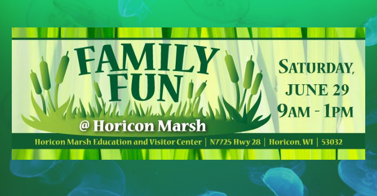Family Fun @ Horicon Marsh visual