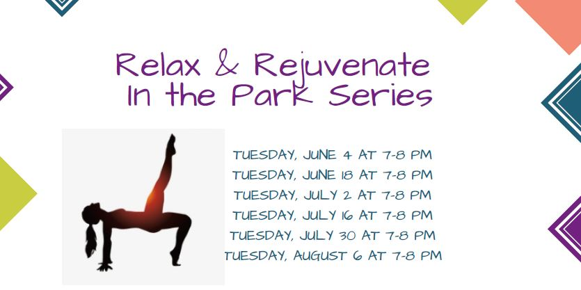 Relax & Rejuvenate in the Park! visual
