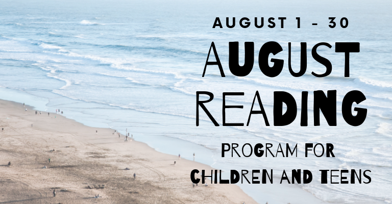 August Reading visual