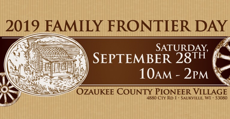 Family Frontier Day visual