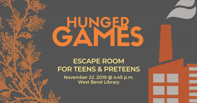 Hunger Games Escape Room visual