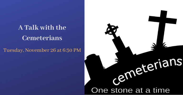 A Talk with the Cemeterians visual