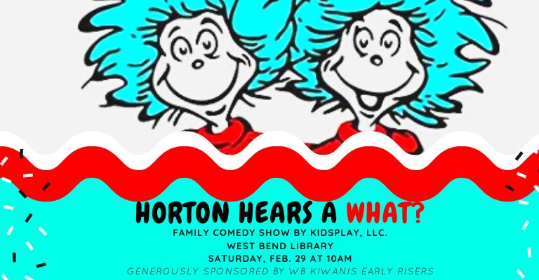 Horton Hears a WHAT? visual