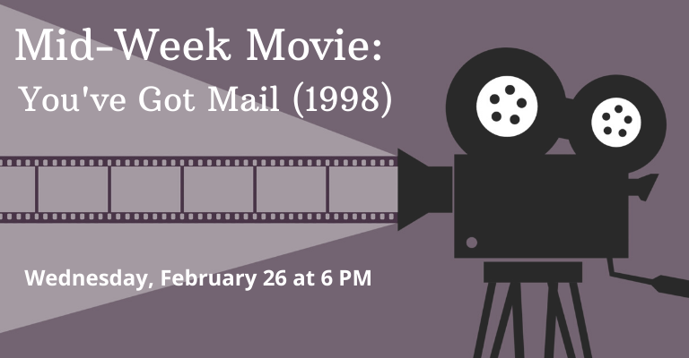 Mid Week Movie: You've Got Mail visual